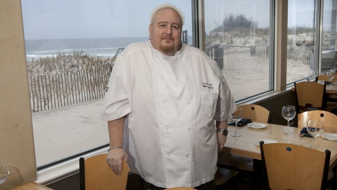 Mike Jurusz, owner of Chef Mike's ABG in South Seaside Park.
