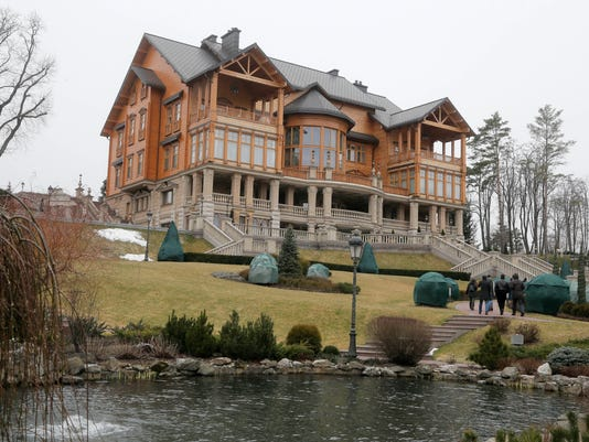 Russia Yanukovych