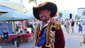 Fort Myers Beach Pirate Fest sails on, despite Hurricane Irma
