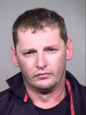 DPS troopers arrested Jeremiah Slayden he reached speeds of over 150 MPH on his motorcycle.