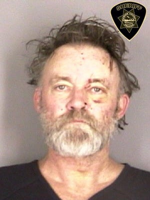 Roy Victor Devoursney, 61, was arrested on numerous charges after leading police on a chase through Salem on Saturday, Jan. 27, 2018.