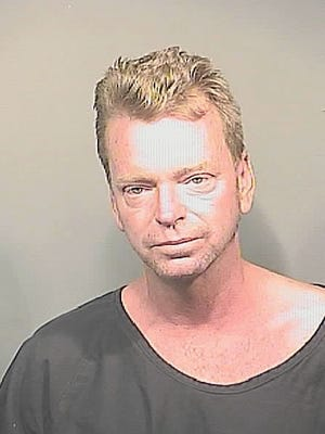 2:57 p.m. Aug. 14. -- Arrested: David Paul Middleton, 50, of 260 Melbourne Ave., Merritt Island. Charges: exposure of sexual organs, disorderly intoxication.