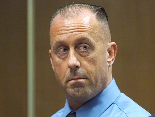 Suspended Edison cop gets no jail time for plotting to firebomb captain's home