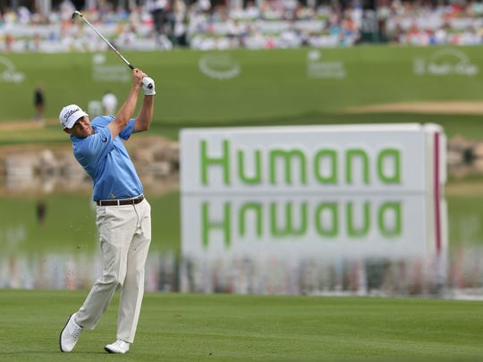 The Humana name won't be part of the desert's PGA Tour event next January. CareerBuilder will become the third different corporation to be the title sponsor of the desert's event in its 56-year history.