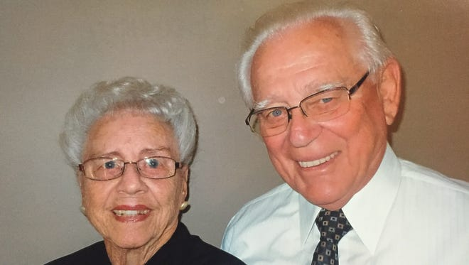 Jim and Rosalie Dunkel