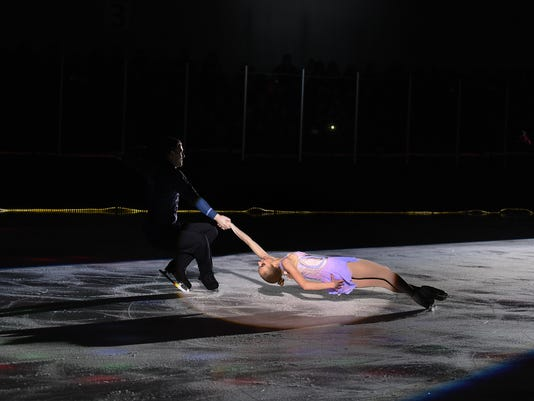 """""""Ice Dreams 2018"""" part of an Olympic sendoff and 20th anniversary celebration of the Ice House"""
