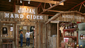 """Belly up to the bar in Julian Hard Ciders' rustic """"miners saloon."""""""