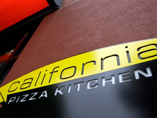 California Pizza Kitchen.
