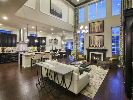 Toll Brothers Builds Luxury Active Adult Homes