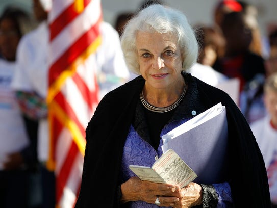 sandra oconnor essay Sandra day oconnor 6 pages 1376 words who ever said women can't do the job right well ever since 1981 when sandra day o'connor became the first women to serve.