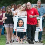 Missing Person's Community Awareness Walk