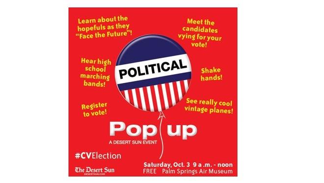Political Pop Up