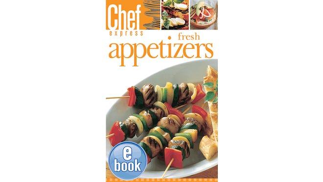 Fresh Appetizers eBook