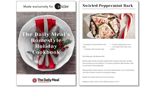Daily Meal Cookbook