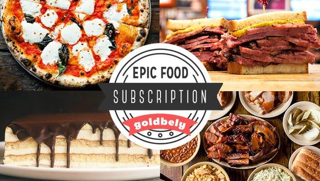 Goldbely Food Subscription