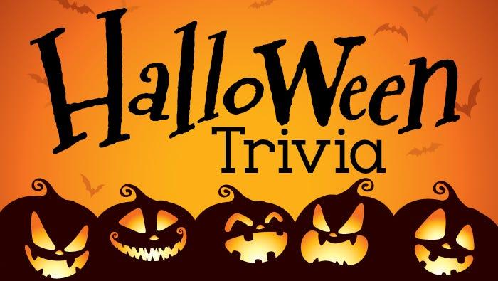 Halloween Trivia and WIN