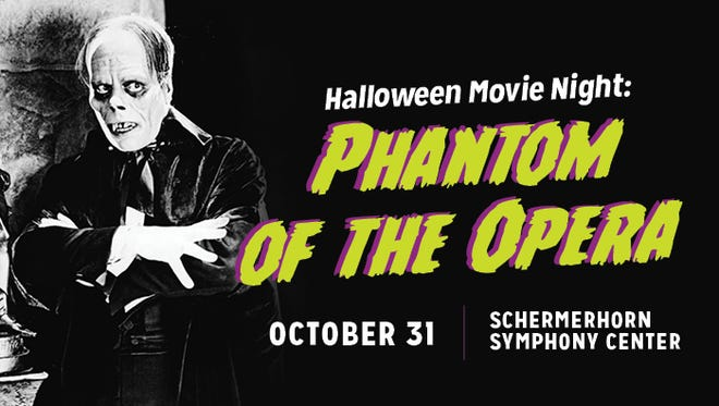 Discounted tickets to Halloween Movie Night at Schermerhorn Symphony Center.