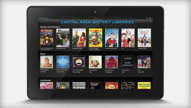 CADL Kindle Contest