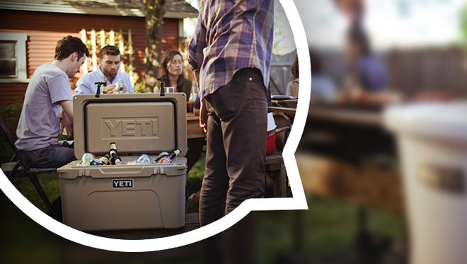 Enter to win a YETI 45 Tundra Cooler from the Journal Sentinel this summer.