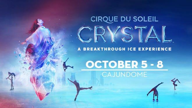 Cirque du Solei Crystal