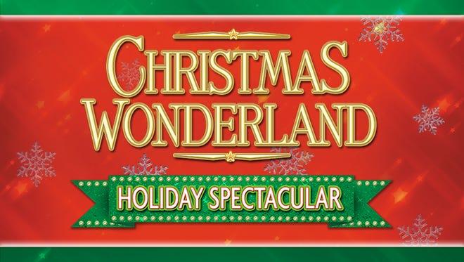 SMZ Fisher Theatre Christmas Wonderland