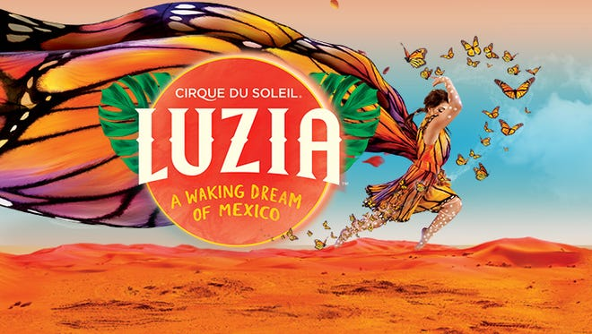 LUZIA by Cirque du Soleil, Members of USAT Network save up to 35% on tickets.