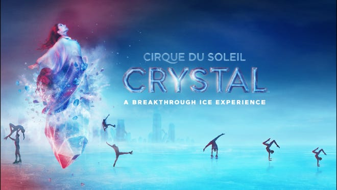 Discounted tickets to Cirque du Soleil Crystal.
