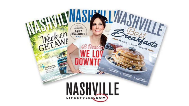 Insiders, subscribe to Nashville Lifestyles for only $1 per issue.