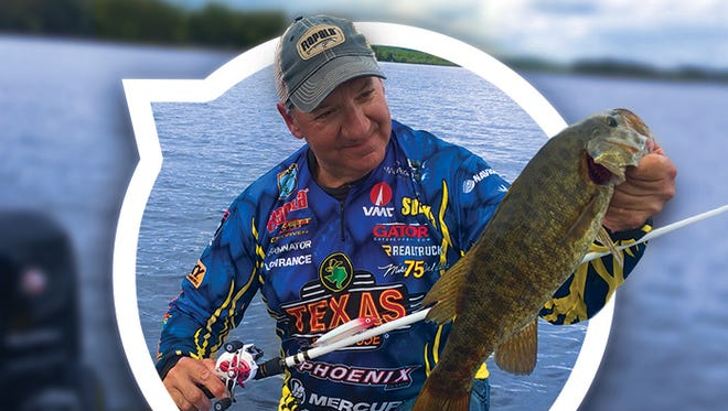 Chat with pro fisherman Mike DelVisco live on 1/16/18 at 1 p.m. CST.