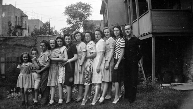 Regina Fischer's Mother and her Siblings