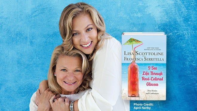 Lisa Scottoline and Francesa Serritella