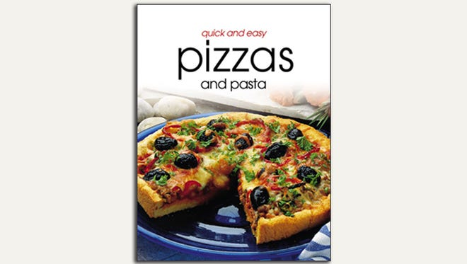 Quick and Easy Pizzas and Pasta