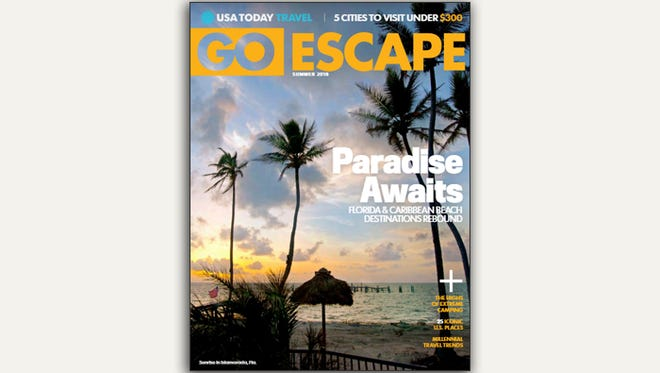 USA TODAY's GoEscape Summer Magazine