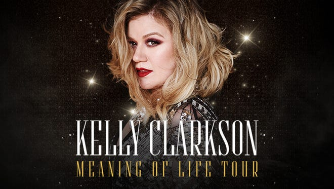 Kelly Clarkson's Meaning of Life Tour