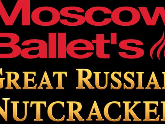 Great Moscow ballet logo