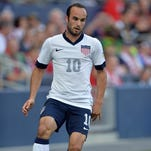 2014 World Cup Qualifier: United States vs. Jamaica