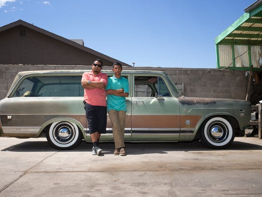 Dad Loses Classic Car After State Mistake