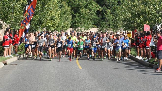Jersey Shore Medical Center Day and 5K Run on Sunday September 13, 2015.