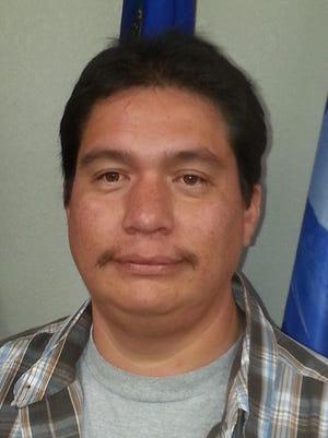 Pyramid Lake Paiute Tribe Chairman Vinton Hawley.