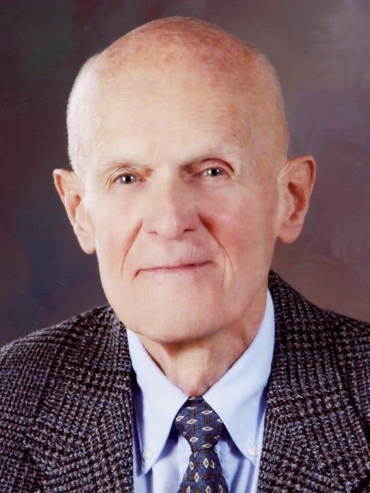 Fagg obituary photo
