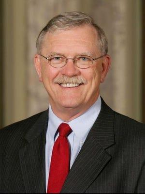 New Covington Mayor Joe Meyer.