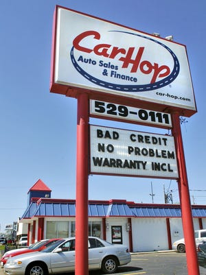 CarHop had a location in Grand Chute that is now closed. Shown here, a CarHop location in Minnesota.