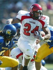 After transferring from Oregon State, Ryan Cole rushed for 879 yards and 14 touchdowns as a junior at Eastern Washington.