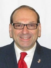 Fred Scalera is running for reelection to the Nutley