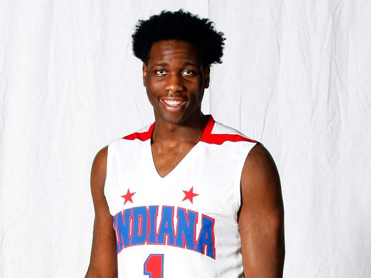 Caleb Swanigan is still deciding where to play his college ball.