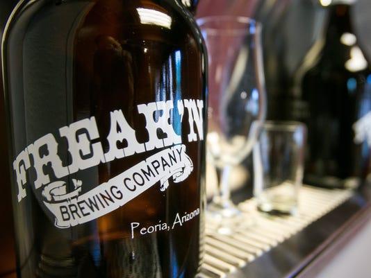 freak'n brewing peoria