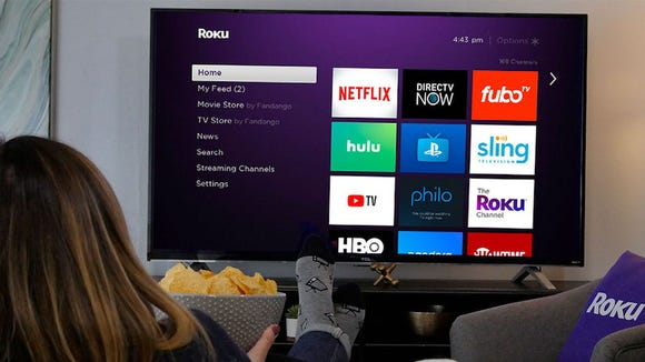 Best gifts for best friends 2019: Roku Streaming Stick+