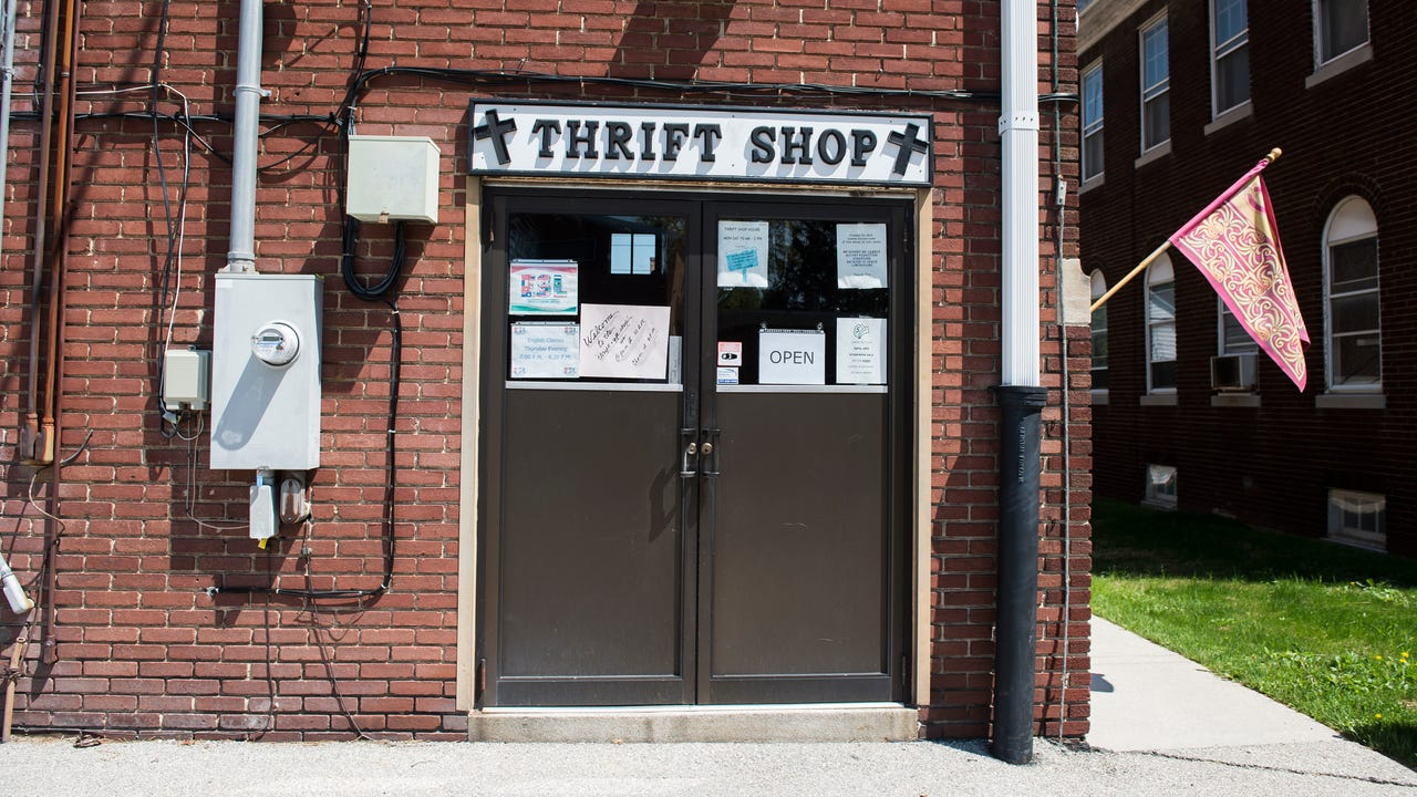 St. Vincent's Thrift Shop in Hanover has served customers in need for 25 years.