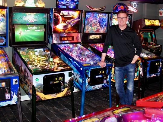 Dr. Greg Yanish will open The Operating Room pinball