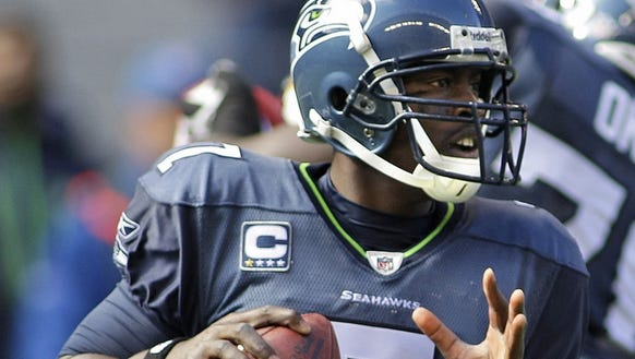 Former Seattle Seahawks quarterback and Montgomery